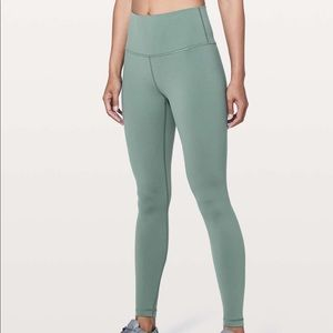 ISO Lululemon Wunder Under Juniper sz4